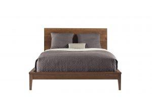 Serra Wood Platform Bed