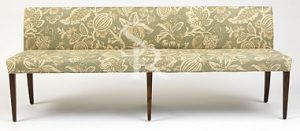 Loulou dining bench