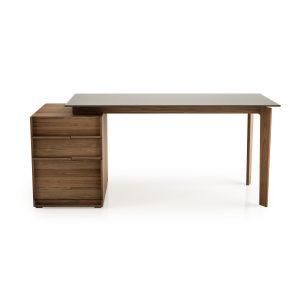 Swan sliding top desk