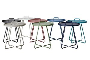 On-the-move side tables