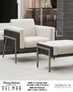 Del Mar Lounge Chair
