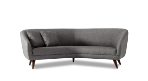 Profile angled sofa